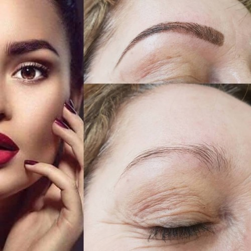 Mina Henna Brows